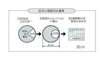 抗ガン剤認可の基準.jpg